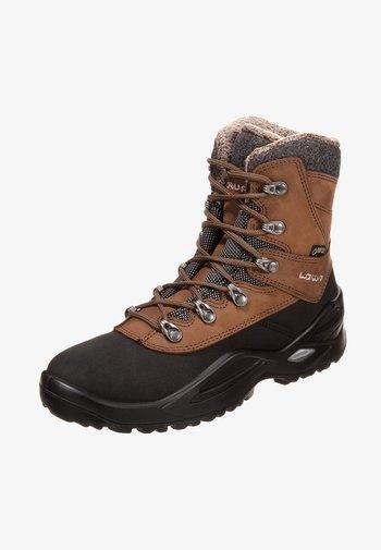 COULOIR GTX MID - Hiking shoes - dunkelbraun