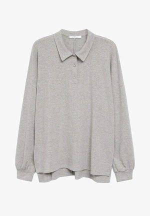 ATHUR - Polo shirt - grau