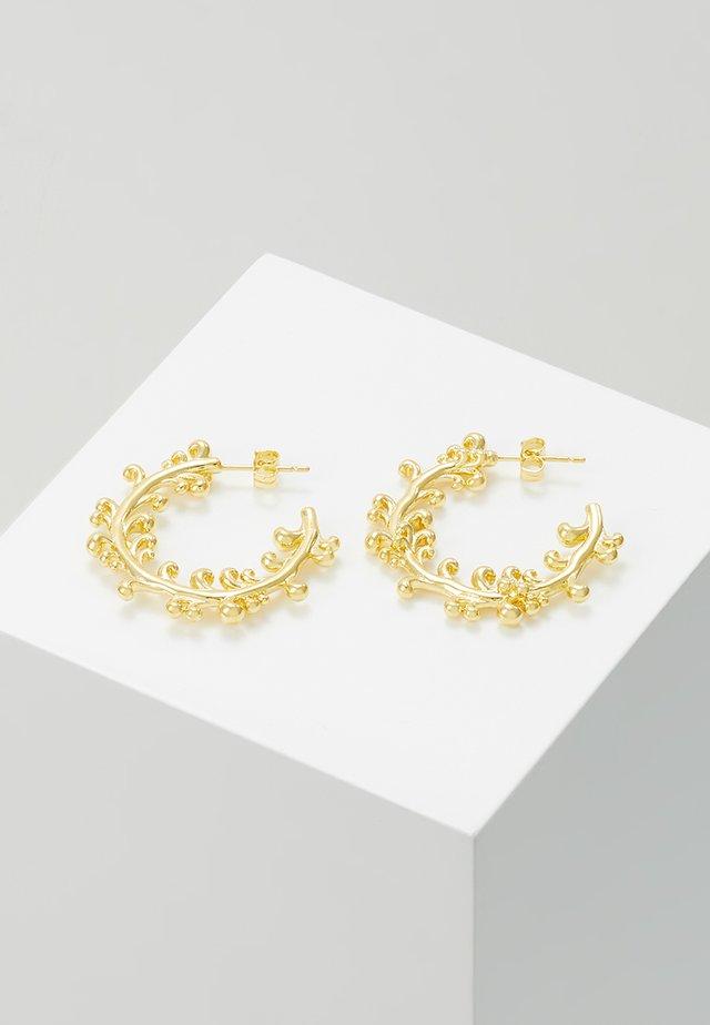 AMALFI - Øreringe - gold-coloured