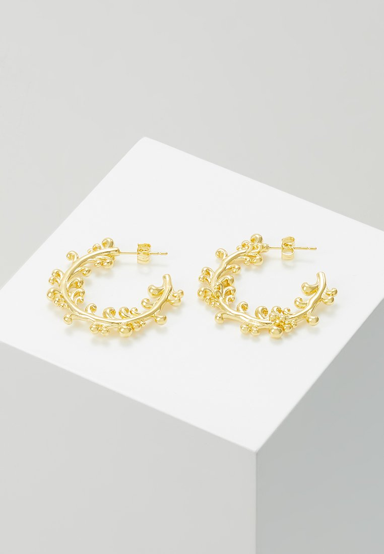 P D Paola - AMALFI - Earrings - gold-coloured