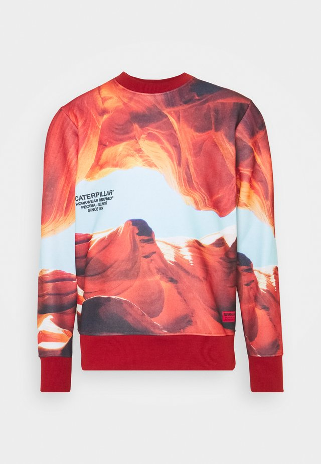DESERT PRINT - Sweatshirt - multi-coloured