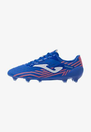 PROPULSION CUP - Moulded stud football boots - blau