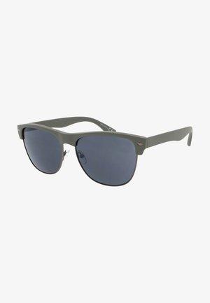 Sunglasses - grey rubber finish