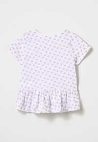 Zalando Essentials Kids - Camiseta estampada - lavendula/white - 1