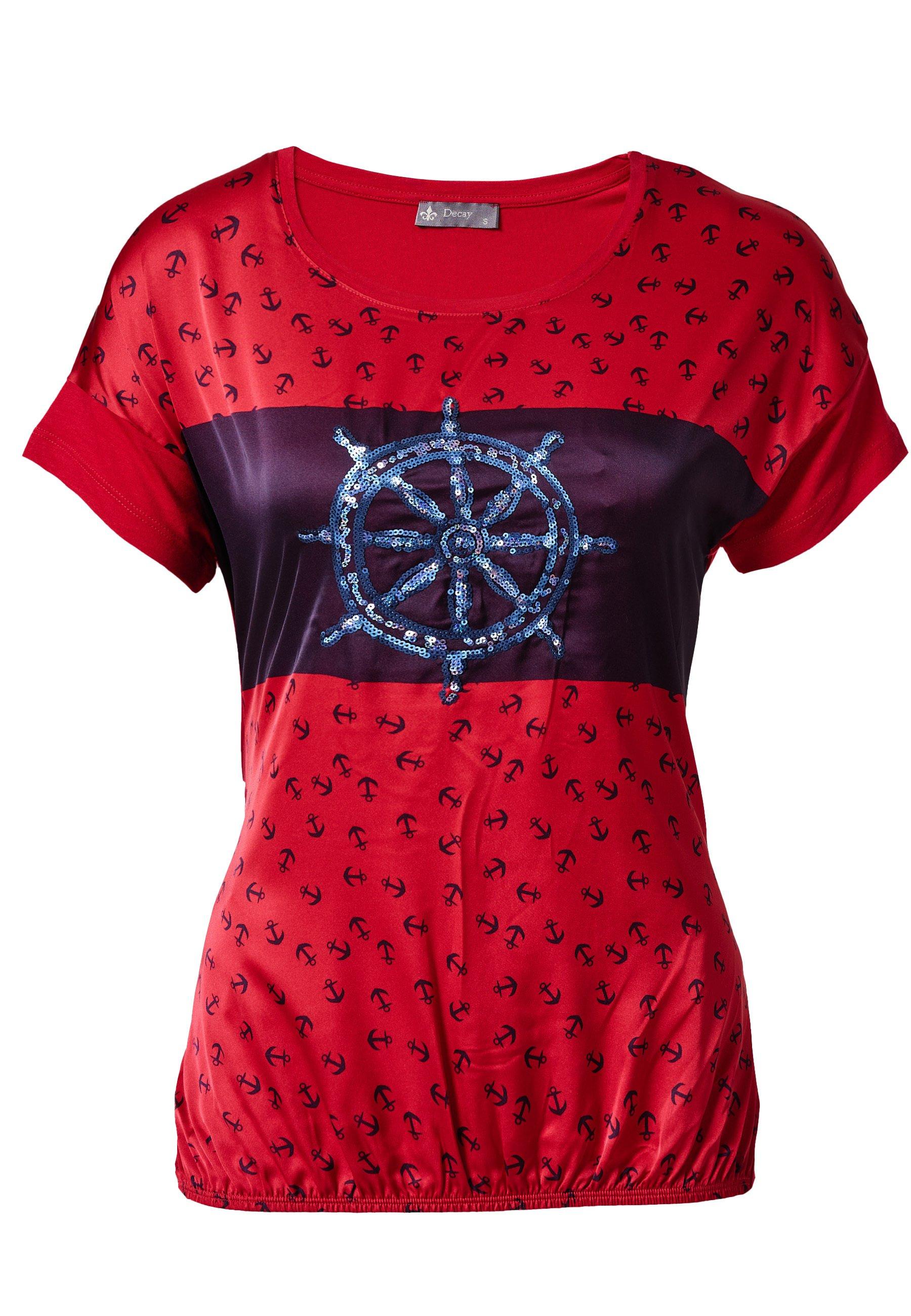 Damen ANKER - T-Shirt print