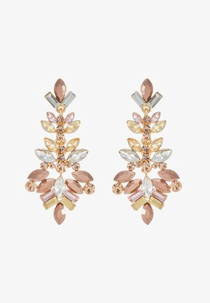 LAPETINA - Earrings - bronze-coloured