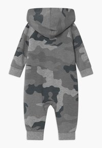 Converse - HOODED CAMO - Jumpsuit - grey heather - 1