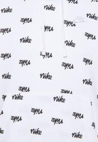 Nike Sportswear - Mikina skapucí - white - 2