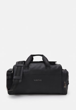 ALEX TRAVEL BAG - Torba weekendowa - nero