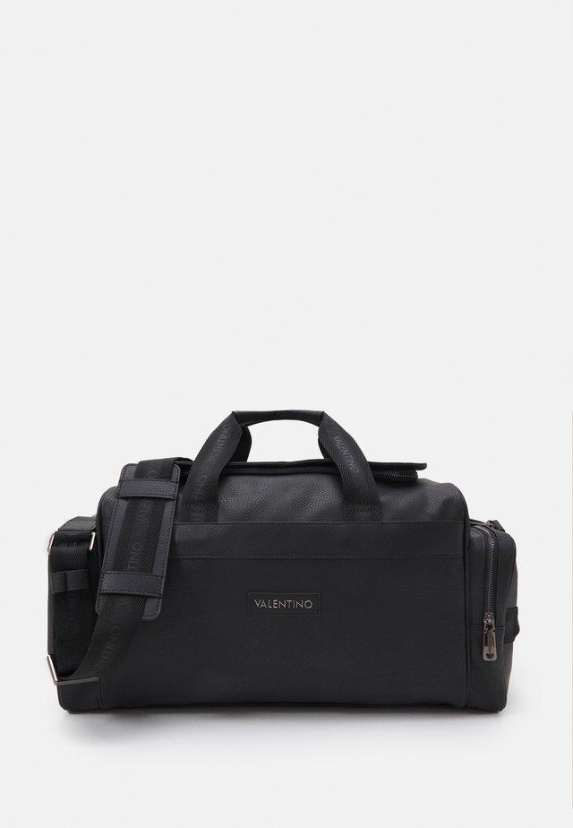 ALEX TRAVEL BAG - Weekendbag - nero