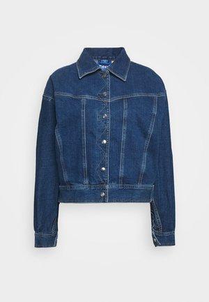 JACKET - Jeansjakke - denim light blue