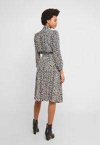 J.CREW - OCELOT PLEATED LEOPARD SKIRT - A-line skirt - natural multi - 2