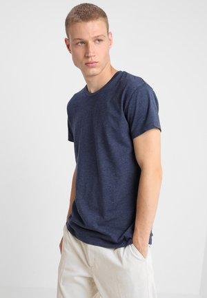 KRONOS  - Basic T-shirt - blue iris melange