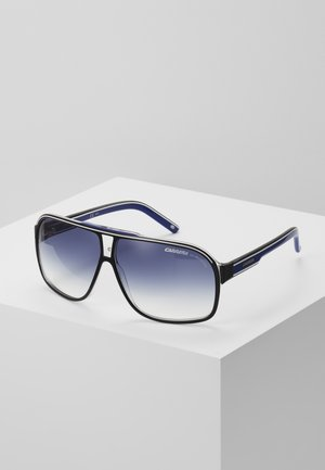 GRAND PRIX  - Sunglasses - black/blue
