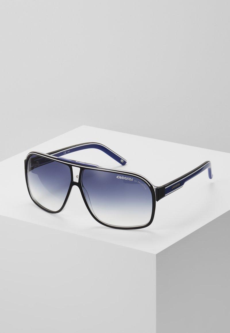 Carrera - GRAND PRIX  - Sunglasses - black/blue