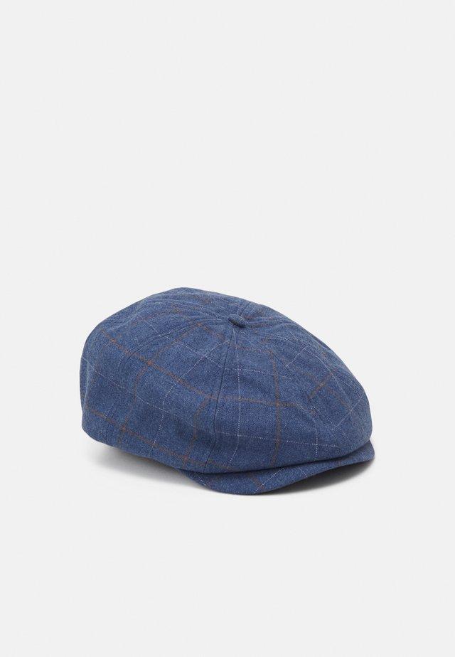BROOD SNAP CAP UNISEX - Hoed - blue