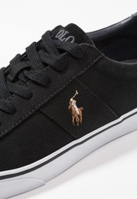 Polo Ralph Lauren - SAYER - Sneakers laag - black - 6