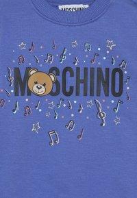 MOSCHINO - Mikina - bluette - 3