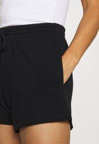 Gina Tricot - ABBIE - Shorts - black - 4
