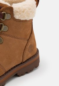 Timberland - COURMA KID UNISEX - Lace-up ankle boots - rust - 5
