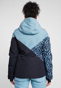 Brunotti - SHEERWATER WOMEN SNOWJACKET - Snowboardjacke - polar blue - 2