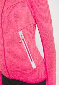 Salewa - PEDROC - Fleece jacket - virtual pink melange - 4