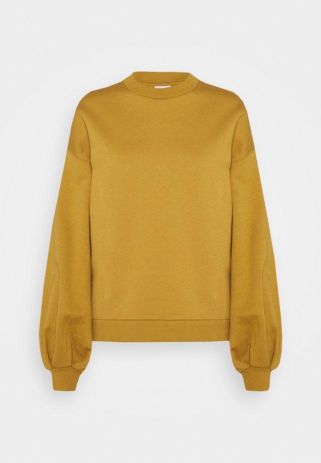 VMNOA O NECK - Sweatshirt - dried tobacco
