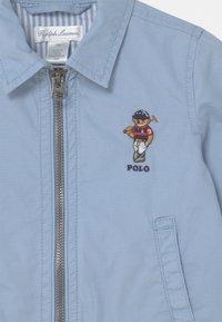 Polo Ralph Lauren - BAYPORT OUTERWEAR - Light jacket - chambray blue - 2