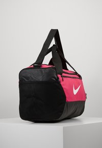 Nike Performance - DUFF 9.0 - Sports bag - rush pink/black/white - 3