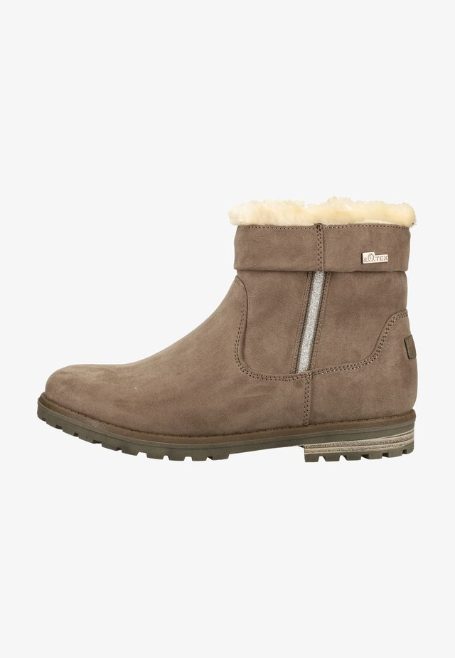 Snowboots  - light brown