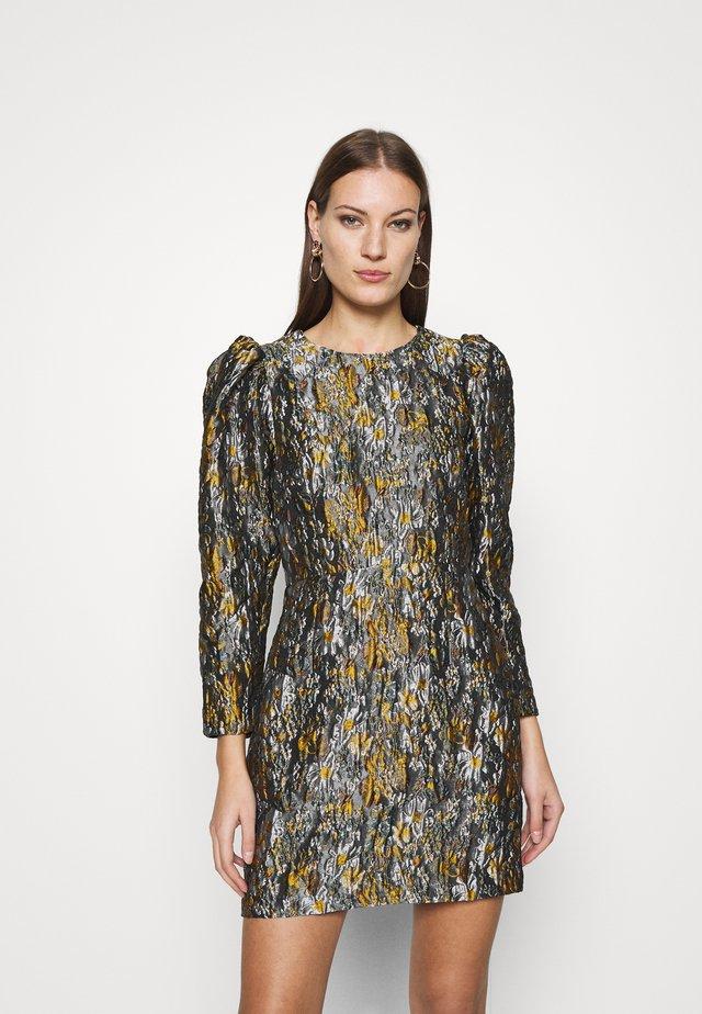 FONDA MINI DRESS - Cocktail dress / Party dress - black olive
