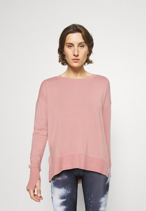 COASTER LUXE - Sweater - palermo pink