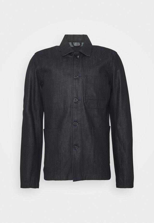 MAO JACKET BLIV - Denim jacket - blue