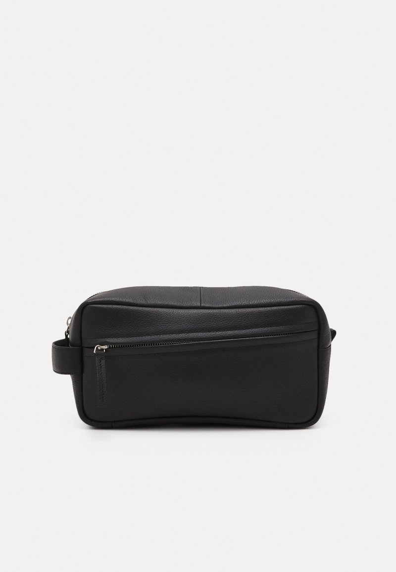 Still Nordic - CITY TOILETRY UNISEX - Wash bag - black