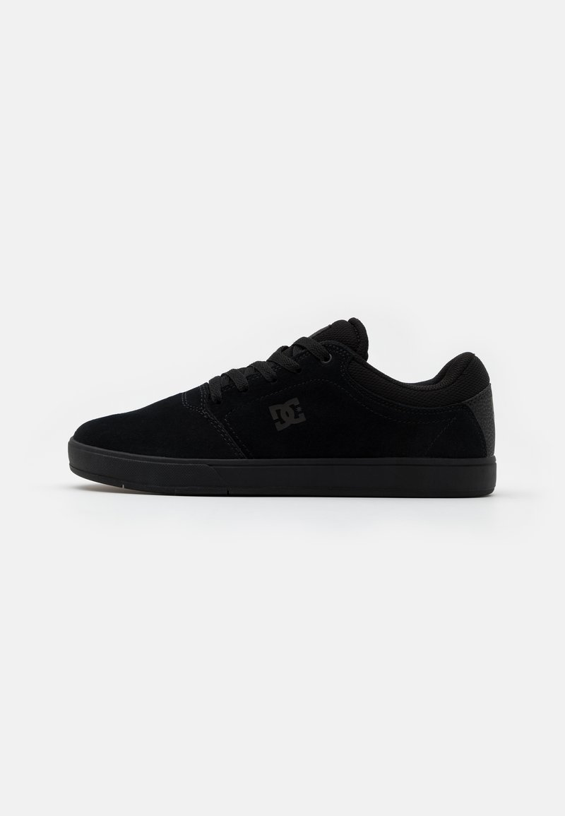 DC Shoes - CRISIS - Obuwie deskorolkowe - black