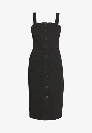 LARSA - Shift dress - black wash