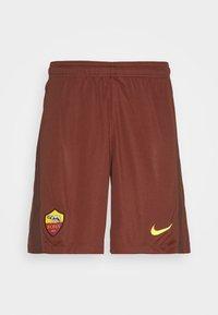 AS ROM SHORT HOME - Sports shorts - team crimson/university gold