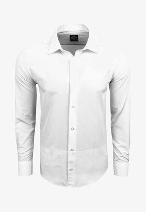 FREIZEIT-HEMD - Shirt - weiß
