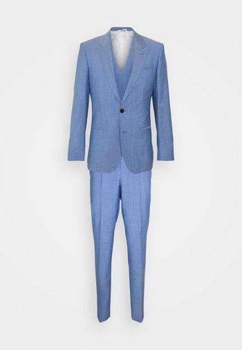 HENRY GETLIN SET - Oblek - light pastel blue