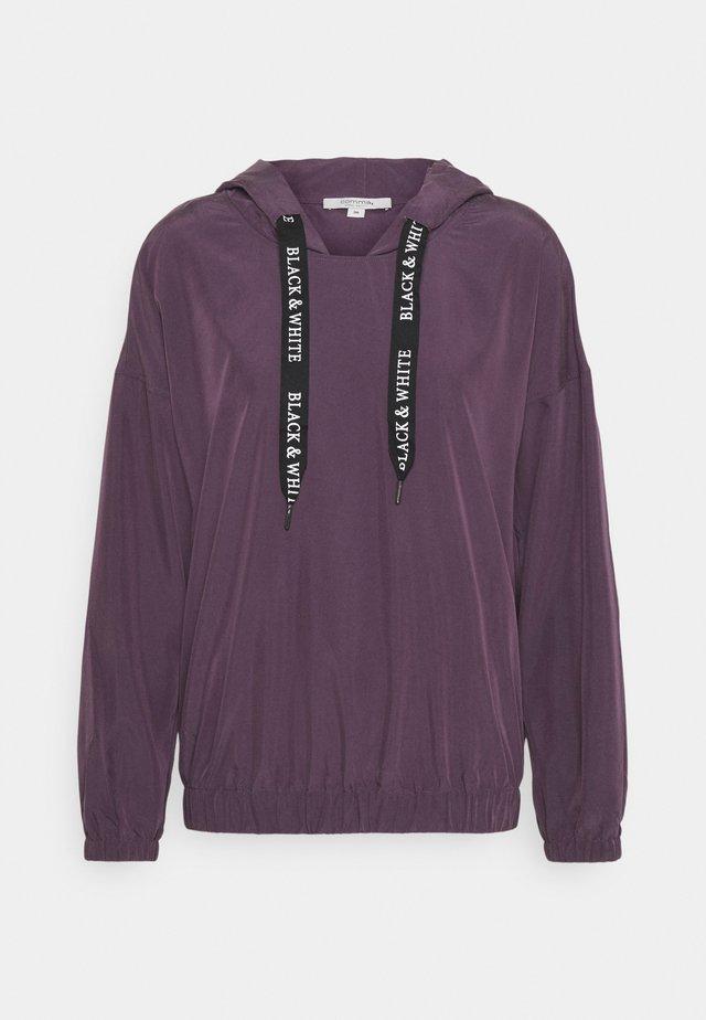 Bluzka z długim rękawem - purple