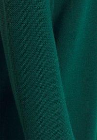 edc by Esprit - ROLLNECK - Jumper dress - dark teal green - 2