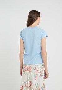 Polo Ralph Lauren - Basic T-shirt - powder blue - 2