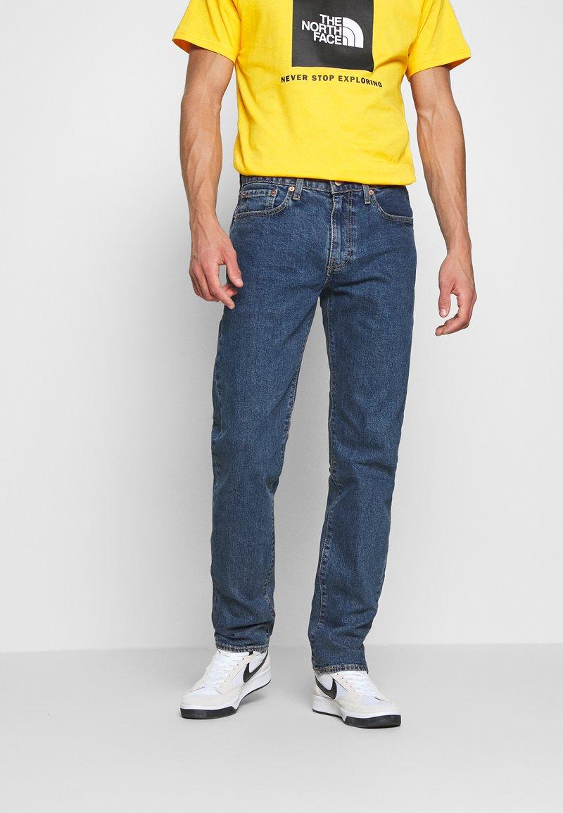 Levi's® - 502™ TAPER - Jeans straight leg - stonewash stretch t2