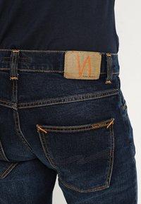 Nudie Jeans - GRIM TIM - Jeans slim fit - ink navy - 4