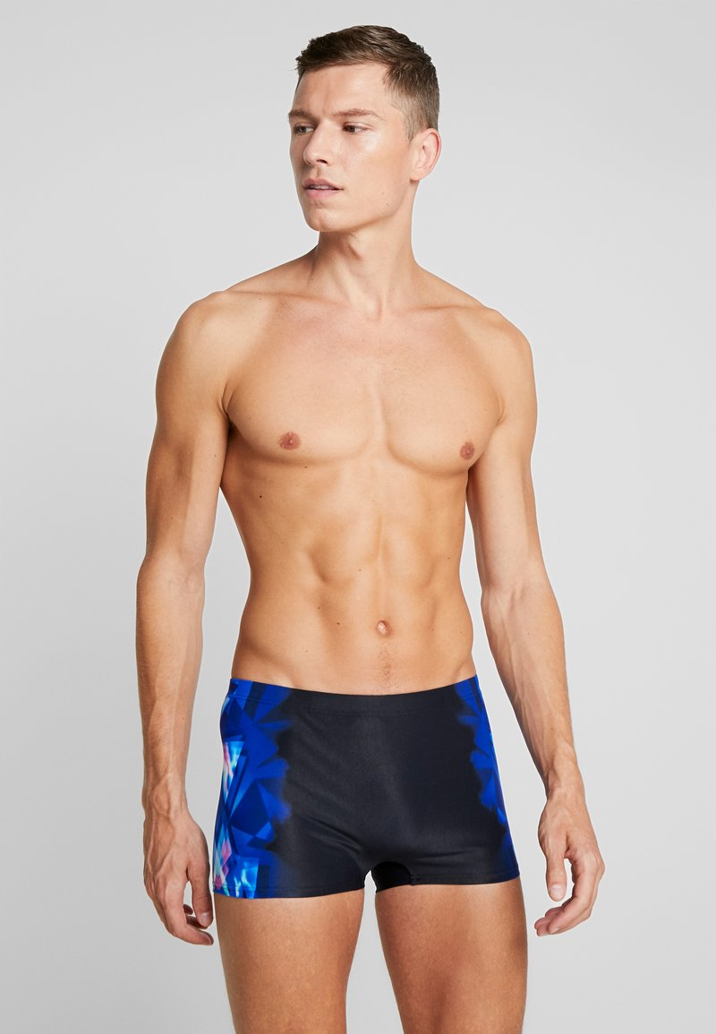 Arena - ONE LUCKYSTAR - Swimming trunks - black