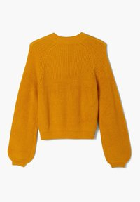s.Oliver - SOFTER - Jumper - yellow knit - 2