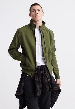 MOODY LIGHT  - Bomber Jacket - soft khaki