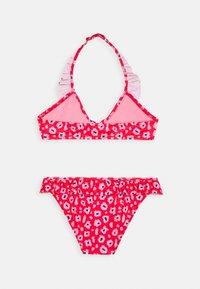 Benetton - SET - Bikini - red - 1