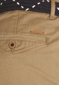 Teddy Smith - PALLAS - Chino kalhoty - bois brun - 6