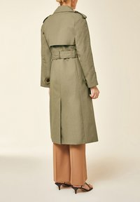IVY & OAK - IVY & OAK - Trenchcoat - sage green - 6